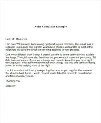 Complaint Letters To Companies Fascinating 48 Complaint Email Examples Samples DOC