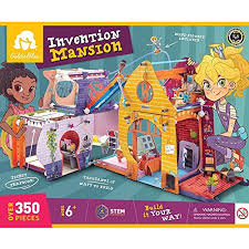 golblox invention mansion shipping is free