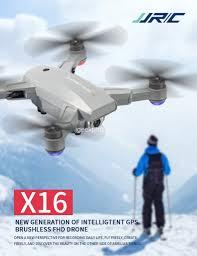 <b>JRC X16</b> Rc Drone Review: Comes with 6K <b>5G</b> WIFI FPV GPS ...