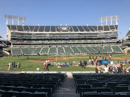 Oakland Raiders Seating Chart Ringcentral Coliseum Section 119 Oakland Raiders