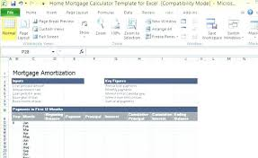 Loan Amortization Schedule Excel Repayment Calculator Extra Payments