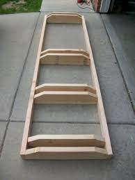 diy bike storage rack singletracks