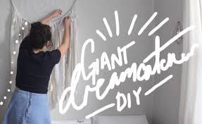 Huge Dream Catchers Giant Dream Catcher DIY YouTube 51