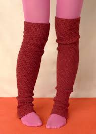 Leg Warmer Knitting Pattern Inspiration Knitting Patterns Galore Spiral Rib Leg Warmers