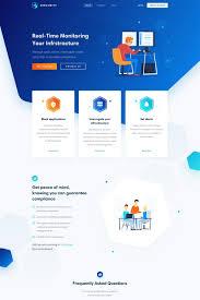 Clean Website Design Inspiration Web Design Inspiration Gallery Best Landing Page Design