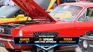 7th Spring Lone Star Nationals Giant Car Show at the Texas Motor Speedway