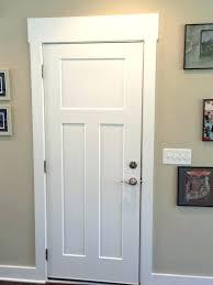 poplar rabbet jamb white interior doors with glass internal oak shaker flush veneer and molded panel