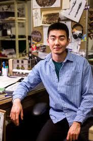 Meet an MFA: Wenzheng Zhang   School of Drama   University of Washington