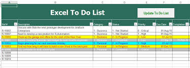 to do lists excel free excel to do list spreadsheet excel help desk