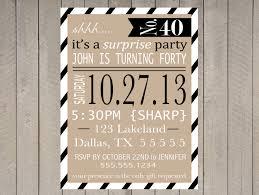 free printable birthday invitations adefccaaec s 40th birthday invitation templates free printable