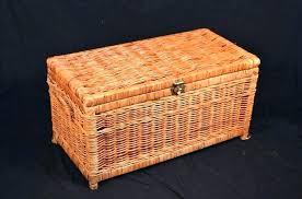 large wicker storage trunk. Wonderful Trunk Wicker Storage Trunk Extra Large  Cheap Ideas Inside G