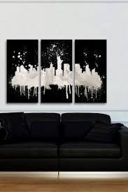 New York Skyline Wallpaper For Bedroom 17 Best Ideas About New York Skyline Silhouette On Pinterest New