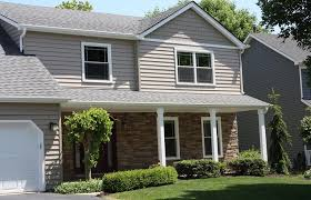 Exterior Ideas Vinyl Siding Panel Matching Replacement