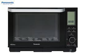 Lò vi sóng Panasonic NN-DS596BYUE 27 lít, giá chỉ 12,990,000đ! Mua ngay kẻo  hết!