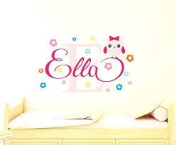 wall decals girls rooms personalised flowery owl name wall decal name wall decal flamingo wall decal wall decals girls rooms