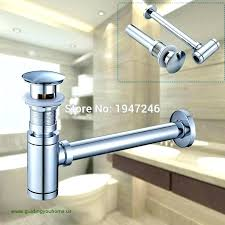 bathtub p trap bathtub drain kit unique bathroom kitchen vessel vanity sink waste p trap and