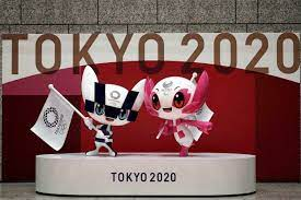 Tokyo Olympics mascots unveiled as ...