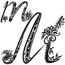 Tetovanie Pismo Stock Vektory Royalty Free Tetovanie Pismo