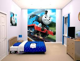 easy wall murals to paint easy murals the tank engine wallpaper mural for  children kids rooms