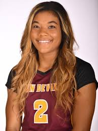 Alyse Ford Wallace - Outside Hitter - Player of Theo Hofland ...