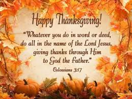 Christian Happy Thanksgiving Quotes