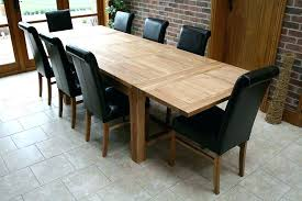 10 seat round extendable dining table dining tables for inch round