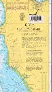 Rya Charts Rya Training Chart No 1 Royal Yachting Association