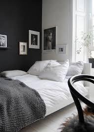 black painted walls bedroom.  Bedroom Black Painted Walls321 Kindesign To Walls Bedroom O