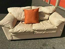beige leather sofa. Beige Leather Sofa I