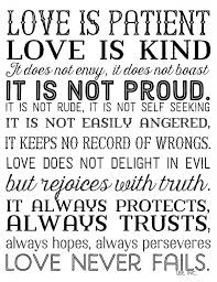 Love Quotes Love Is Patient Love Is Kind Free Printable Flickr Mesmerizing Love Is Patient Love Is Kind Quote