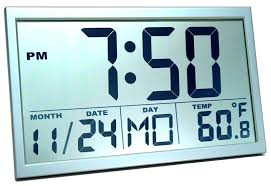 wall digital clock cool digital wall clock pretty inspiration bathroom alarm with suction cup led