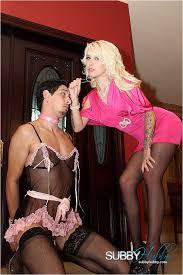 Humiliated husbands sissy femdom