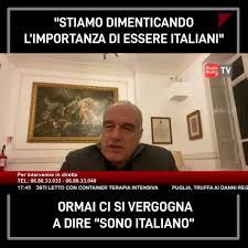 Radio Radio - Il discorso del Prof. Enrico Michetti da...
