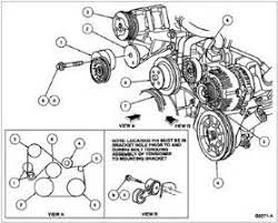 watch more like ford v engine diagram ford mustang v6 belt diagram also ford mustang 3 8 v6 engine diagram