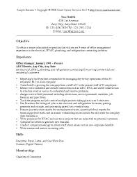 Great Career Objectives For Resumes Stunning Resume Objective For Warehouse Worker General Objectives Examples