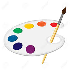 oil painting color palette numberedtype