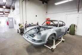 Restoration Design Porsche Parts Singer Vehicle Design Total 911