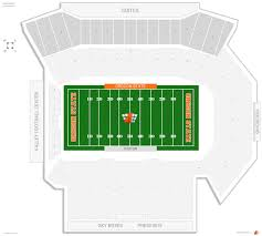 Oregon State Football Seating Chart Reser Stadium Oregon State Seating Guide Rateyourseats Com