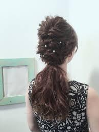結婚式の髪飾りコレクション花パールリボンなどお呼ばれヘアアクセ
