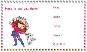 printable invitations for kids free kids birthday invitations kids birthday party invitation