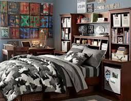 Interesting Teen Boy's Bedroom
