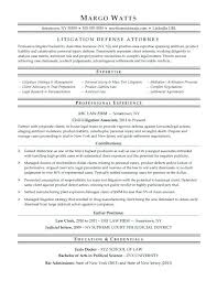 Sample Legal Resume Attorney Resume Sample Sample Resume Cover