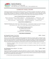 Teacher Resume Templates Free Teacher Resume Templates Download ...