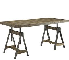 How tall is a desk Table Legs Typical Desk Height For Standing Models Is From 35 To 47 Inches Tall While Adjustable Desks Can Be Modified To Accommodate Sitting Or Standing Furniturecom Standard Desk Height Find The Best Size Desk For You