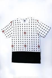 Billionaire Boys Club Size Chart Billionaire Boys Club Chart Letter T Shirt Digital