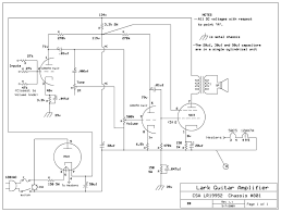 the little amp the tone i love most wants to electrocute me lark 801 schematic v1 1 jpg