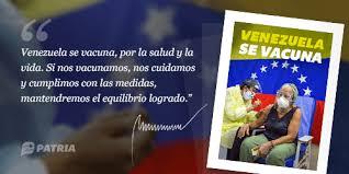 Bono Venezuela se vacuna | Blog Patria