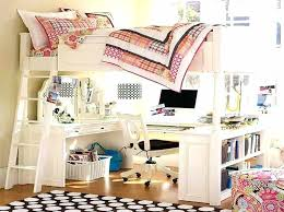 bunk bed desk bed above desk endearing white bunk bed with desk girls bunk beds twin