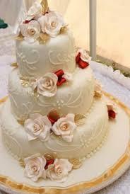 Beautiful Crafted Fondant Wedding Cake Designs