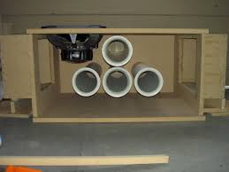 Loudest Subwoofer Box Design Sub Box 6 Cubic Feet My350z Com Nissan 350z And 370z
